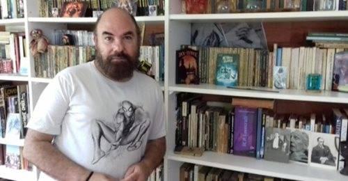 Marcelo Schapces y su constancia para transgredir en la poesía