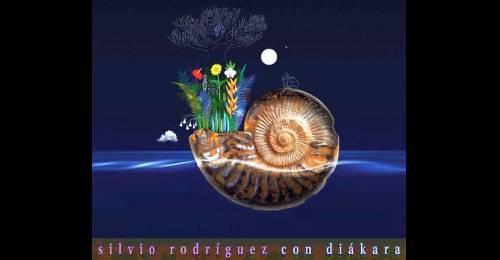 Silvio Rodriguez editó en las redes su álbum experimental con Diákara